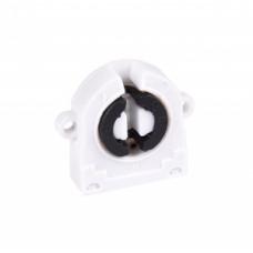 Ecola base G13 патрон торцевой поворотный с ушками для крепления (1 из уп. по 10)