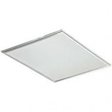 Ecola LED panel тонкая панель без драйвера 40W 220V 6500K Матовая 595x595x9