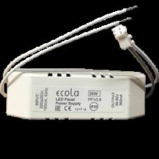 Ecola LED panel Power Supply 36W 220V драйвер для встраив. панели с драйвером внутри PF=0,8