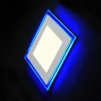 Downlight со стеклом