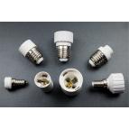 Переходники и патроны для ламп <sup>166</sup>