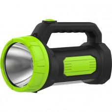 Ручной светодиодный фонарь на солнечных батареях Novotech Trip аккумуляторный 85х110 560 лм 357682