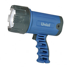 Фонарь-прожектор светодиодный Uniel (03488) аккумуляторный 150 лм S-SL010-BA Blue
