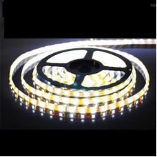 Ecola LED strip PRO 14.4W/m 12V IP20 10mm 60Led/m 2800K 18Lm/LED 1080Lm/m светодиодная лента на катушке 5м.