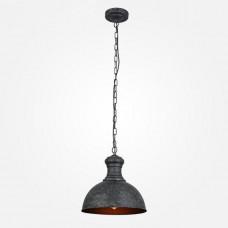 Подвесной светильник Eurosvet Риц 50041/1 чёрный