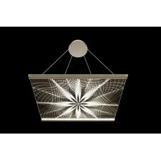 Люстра подвесная 62*50 см (Геометрия)