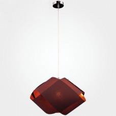 Подвесной светильник Eurosvet Тоскана 50047/1 коричневый