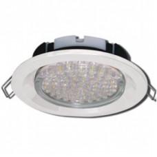 Ecola GX53 FT3225 светильник встраиваемый глубокий легкий белый 27x109