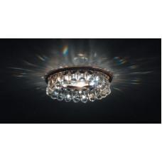 Встраиваемый светильник Donolux DL064.79.1 crystal