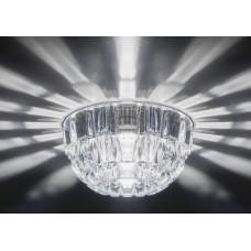 Встраиваемый светильник Donolux DL072CH/Crystal