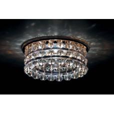 Встраиваемый светильник Donolux DL067.79.1 crystal