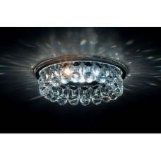 Встраиваемый светильник Donolux DL064.02.1 crystal