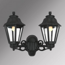 Уличный настенный светильник Fumagalli Porpora/Anna E22.141.000.AXE27