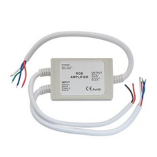 Ecola LED strip RGB IP65 Amplifier 144W 12V 12A (288W 24V) усилитель для RGB ленты